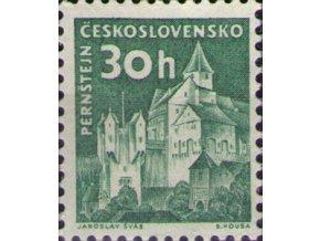 ČS 1205 Pernštejn (s priesvitkou)