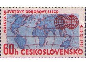 ČS 1961 / 1226 / Odborový kongres **