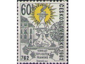 ČS 1962 / 1255 / Kúpele Teplice **