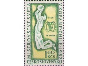 ČS 1962 / 1258 / Finále MS vo futbale **