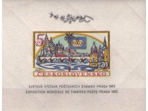 ČS 1962 / 1268 H strihaný / Praga 62 **