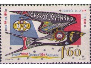 ČS 1962 / 1269 / Kongres FIP **