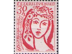 ČS 1963 / 1315 / Zbor moravských učiteľov **