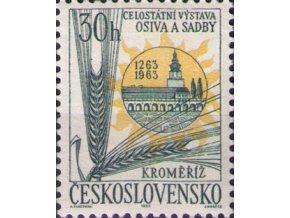 ČS 1963 / 1318 / 700 rokov Kroměříža **