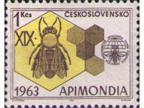 ČS 1963 / 1320 / Včelársky kongres **