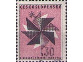ČS 1963 / 1321 / Liberecké výstavné trhy **