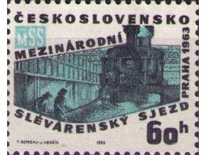 ČS 1963 / 1328 / Zlievarenský kongres **