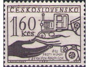 ČS 1963 / 1330 / Boj proti hladu **