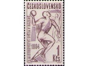 ČS 1964 / 1358 / MS v hádzanej mužov **