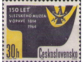 ČS 1964 / 1383 / Sliezske múzeum v Opave