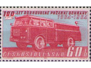 ČS 1385 100 rokov dobrovoľnej PO