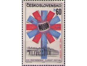 ČS 1964 / 1386 / MFF Karlove Vary **