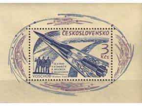ČS 1400 H Let troch kozmonautov