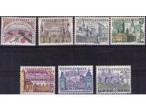 ČS 1965 / 1414-1420 / Výročia miest **