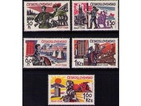 ČS 1439-1443 20. výr. oslobodenia ČSR