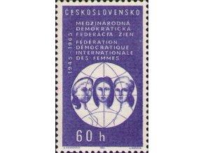 ČS 1965 / 1458 / 20 rokov MFŽ **