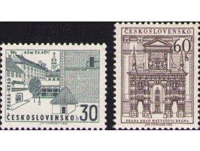 ČS 1965 / 1459-1460 / Pražský hrad **