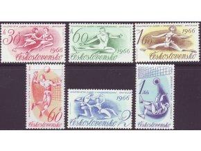 ČS 1966 / 1498-1503 / Šport **