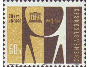 ČS 1966 / 1515 / Výročie UNESCO **