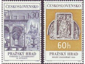 ČS 1966 / 1524-1525 / Pražský hrad **