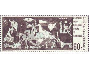 ČS 1966 / 1543 / P. Picasso - Guernica **