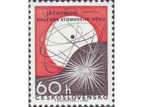 ČS 1966 / 1549 / Jadrová energetika **