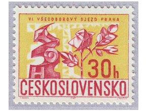 ČS 1967 / 1581 / Všeodborový zjazd **