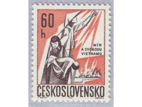 ČS 1967 / 1582 / Mier Vietnamu **