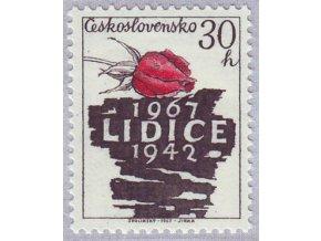 ČS 1967 / 1621 / Lidice **