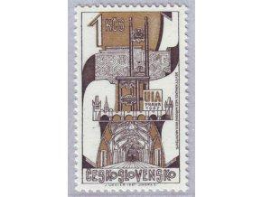 ČS 1967 / 1622 / Únia architektov **