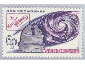 ČS 1626 Hvezdáreň Ondřejov