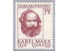ČS 1968 / 1664 / K. Marx **