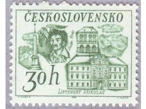 ČS 1968 / 1666 / Liptovský Mikuláš **