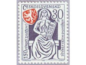 ČS 1968 / 1666 / Národné múzeum v Prahe **