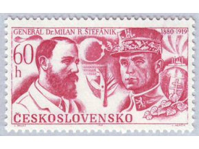 ČS 1765 M. R. Štefánik