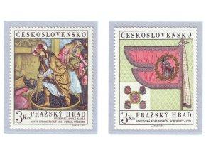 ČS 1969 / 1766-1767 / Pražský hrad **
