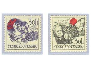 ČS 1778-1779 Výročie SNP a Dukla