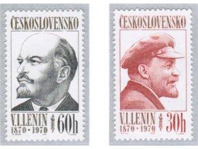 ČS 1827-1828 V. I. Lenin