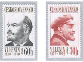 ČS 1970 / 1827-1828 / V. I. Lenin **