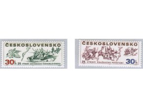 ČS 1970 / 1822-1830 / Výročie oslobodenia **