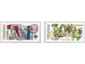 ČS 1971 / 1884-1885 / Výročia UNESCO **