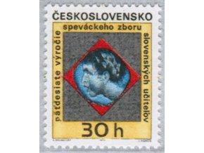 ČS 1971 / 1892 / 50 rokov speváckeho zboru **