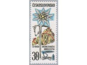 ČS 1971 / 1893 / 50 rokov čs. horolezectva **