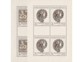 ČS 1971 / 1894-1895 PL / Pražský hrad **