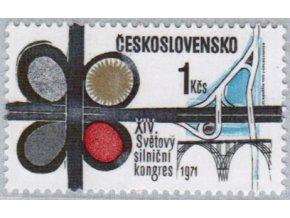 ČS 1971 / 1908 / Svetový cestný kongres **