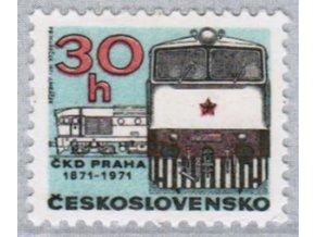 ČS 1971 / 1909 / 100 rokov ČKD **