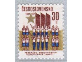 ČS 1910 50 rokov FDTJ