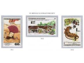 ČS 1971 / 1911-1913 / Bienále ilustrácií Bratislava **