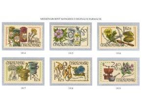 ČS 1971 / 1914-1919 / Farmakologický kongres **