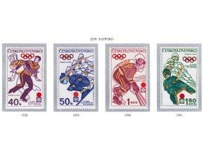 ČS 1972 / 1938-1941 / ZOH Sapporo **